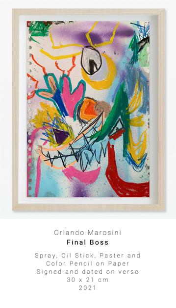 Final Boss | Orlando Marosini