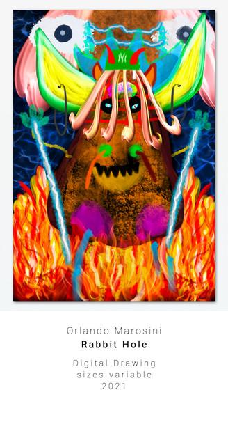 Rabbit Hole | Orlando Marosini