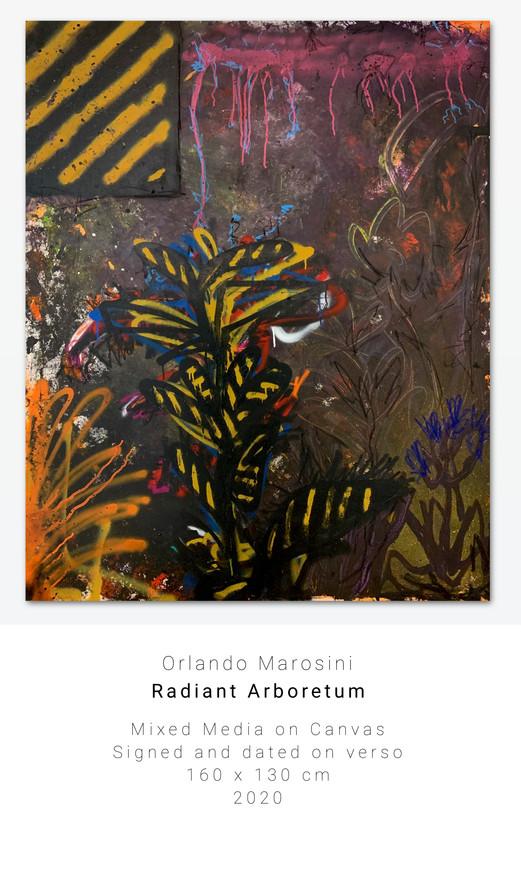 Radiant Arboretum | Orlando Marosini