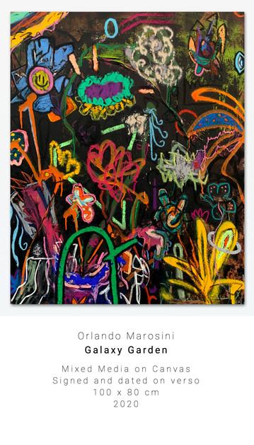 Galaxy Garden  Orlando Marosini