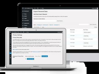 La nouvelle version WordPress facilite la conformité des sites web au RGPD