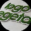 Logo Végétal 3D Lyon