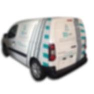 flocage vehicule utilitaire lyon