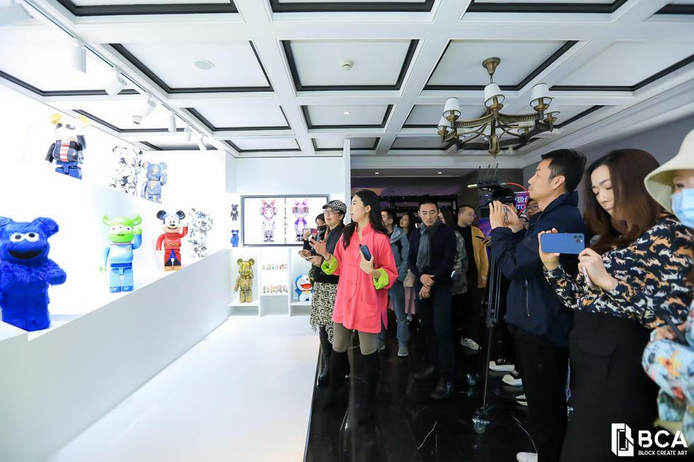 Virtue Niche Shanghai - StreetArt sector