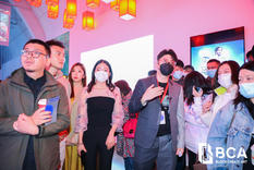 Producer Qinwen and Curator Bohan Sun's Exhibition Guided Tour