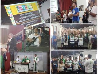 Retiro Setor Juventude - Arquidiocese de SP   Fev/2014