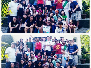 Retiro da Juventude da Paróquia Sant'Ana - Nov/2013