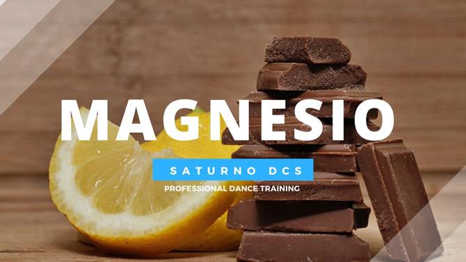 Sali minerali: il magnesio