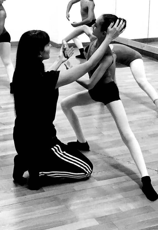 La pedagogia della danza in forma terapeutica.