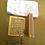Thumbnail: mini coran fuchia et argent
