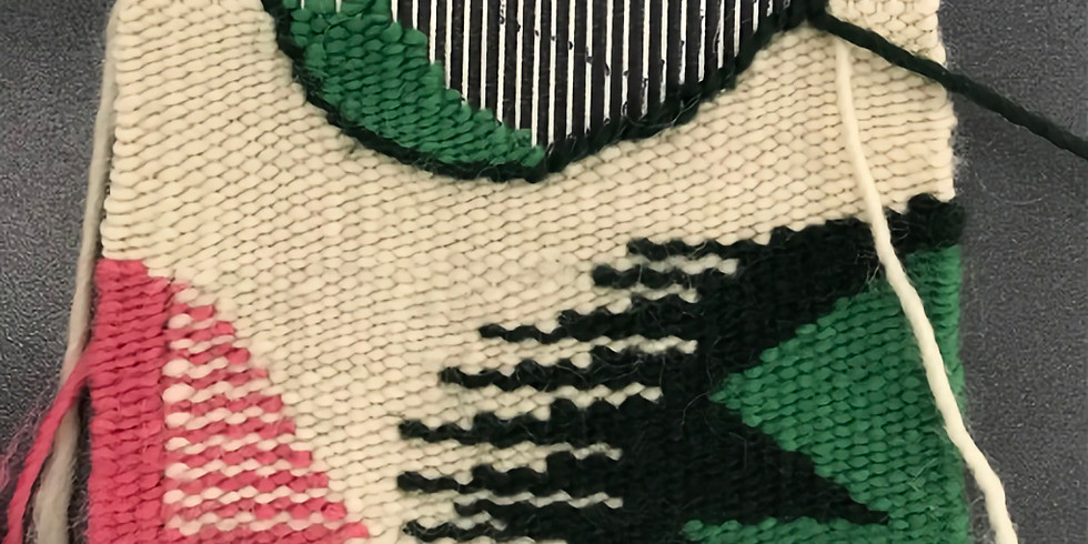 INTRO TO TAPESTRY WEAVING - 1/13
