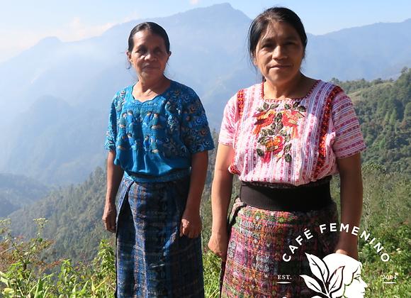 Guatemala Cafe Femenino