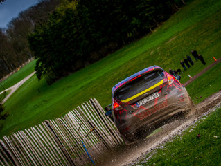 Scorching pace from Solberg in Scotland