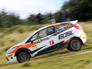 Waterman makes Junior BRC step with MH Motorsport