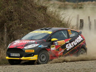 Solberg aims high for MH Motorsport in Ypres