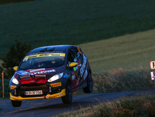 Solberg stays strong in Belgium for MH Motorsport