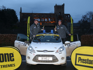 MH Motorsport seek Cadet double at Pirelli Rally