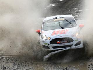 MH Motorsport ensure team finish at Wales Rally GB
