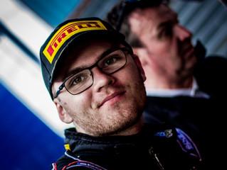 MH Motorport secure Solberg for Junior BRC campaign