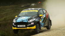 MH Motorport & McErlean prepare for BRC at Rallynuts Stages