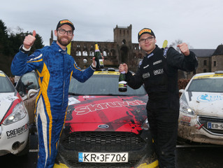 MH Motorsport aim for Junior BRC success at Pirelli Rally