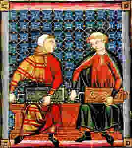 Cantigas de Santa Maria, seconda metà XIII secolo.