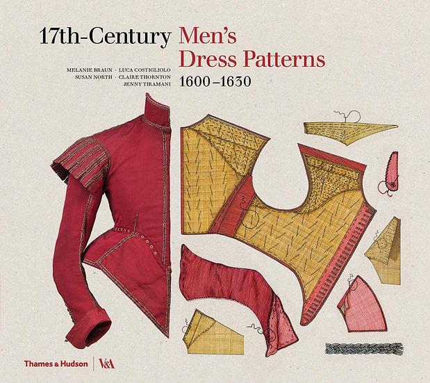 17th Century men's Dress 1600-1630