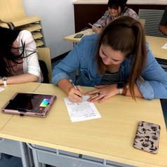 students from two countries