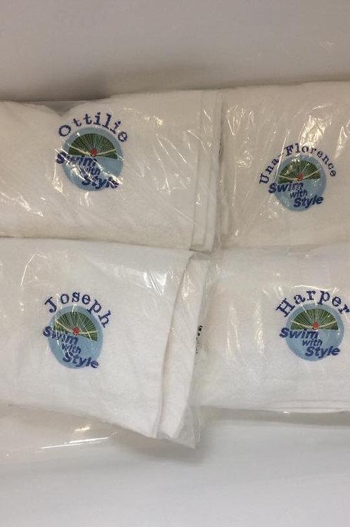 SWS Personalised Towel