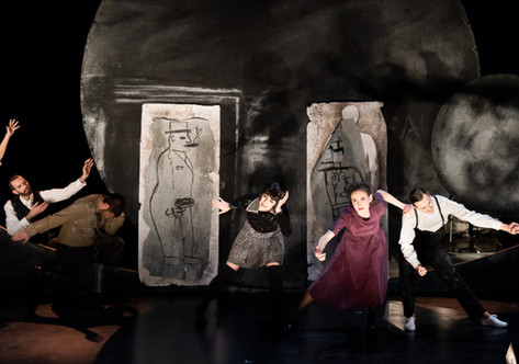 Soliste - Boris Blacher, Romeo and Juliet