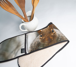Squirrel Oven Glove