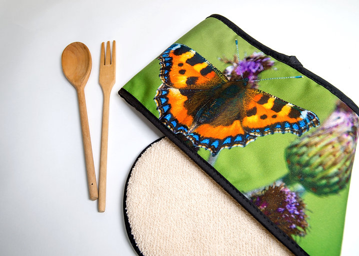 Butterfly Oven Glove