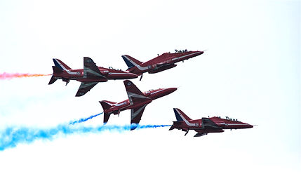 Changing Formation