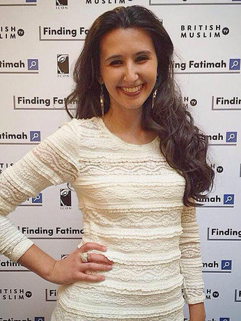 Finding Fatimah Press Night, UK