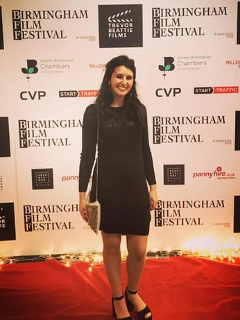 Birimingham Film Festival, UK