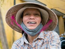 Hoe maak je mooie foto's van mensen in Vietnam?