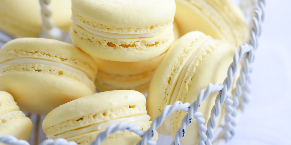 Private Macaron Masterclass with Gaye