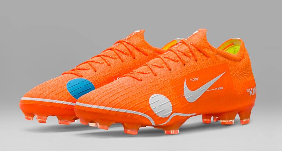 best website 4f3e8 3083c Nike x Off-white Vapor 12 Cleats