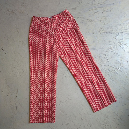 Pantalone Culotte a Stampa Provenzale - Nice Things