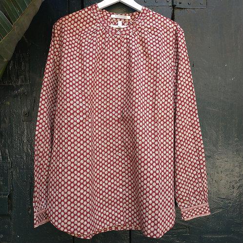 Camicia Ampia in Cotone - Scotch & Soda