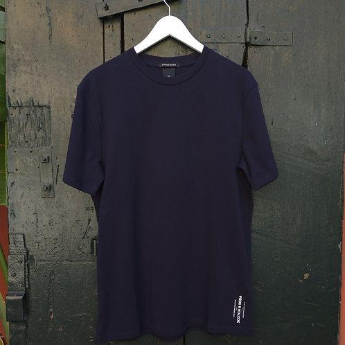 Cotton Piqué T-Shirt - Scotch & Soda
