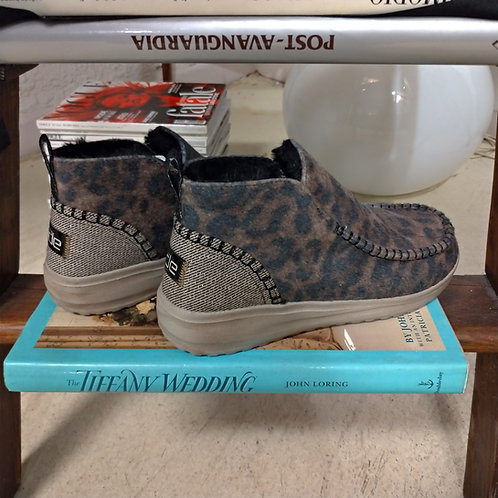Scarponcino Leopard - Hey Dude