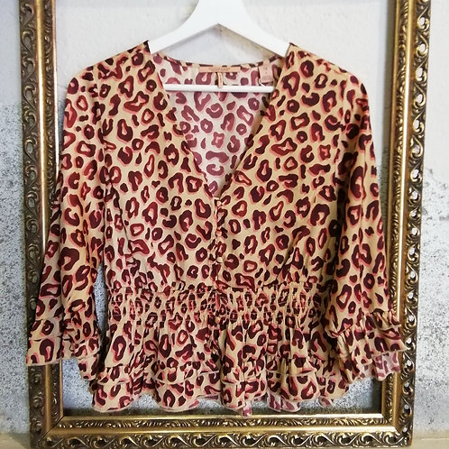Animalier Top - Scotch & Soda