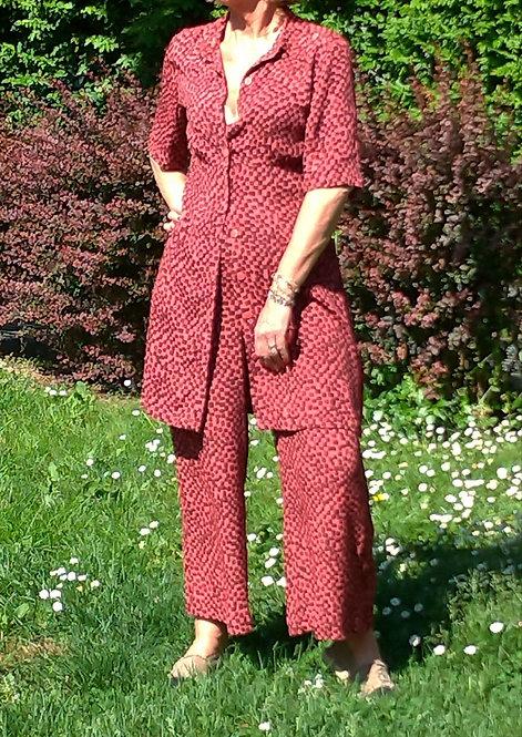 Checkered Dress / Shirt - Nice Things