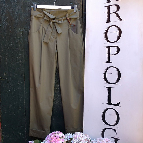 Cotton Trousers - King Kong