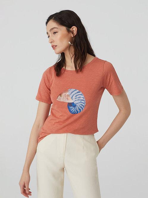 T-shirt Nautilus - Nice Things