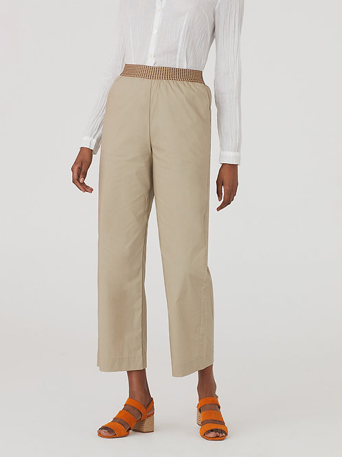 Trousers with Waistband - Nice Things