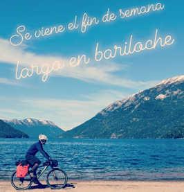 Mountain Bike 7 Seven Lakes - Patagonia Bike Trips - www.patagoniabiketrips.com