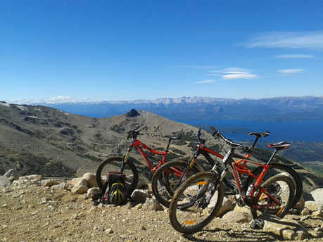 Cerro Catedral - Mountain Bike - https://www.patagoniabiketrips.com/