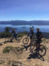 Cerro Otto en Bicicleta - Patagonia Bike Trips - www.patagoniabiketrips.com